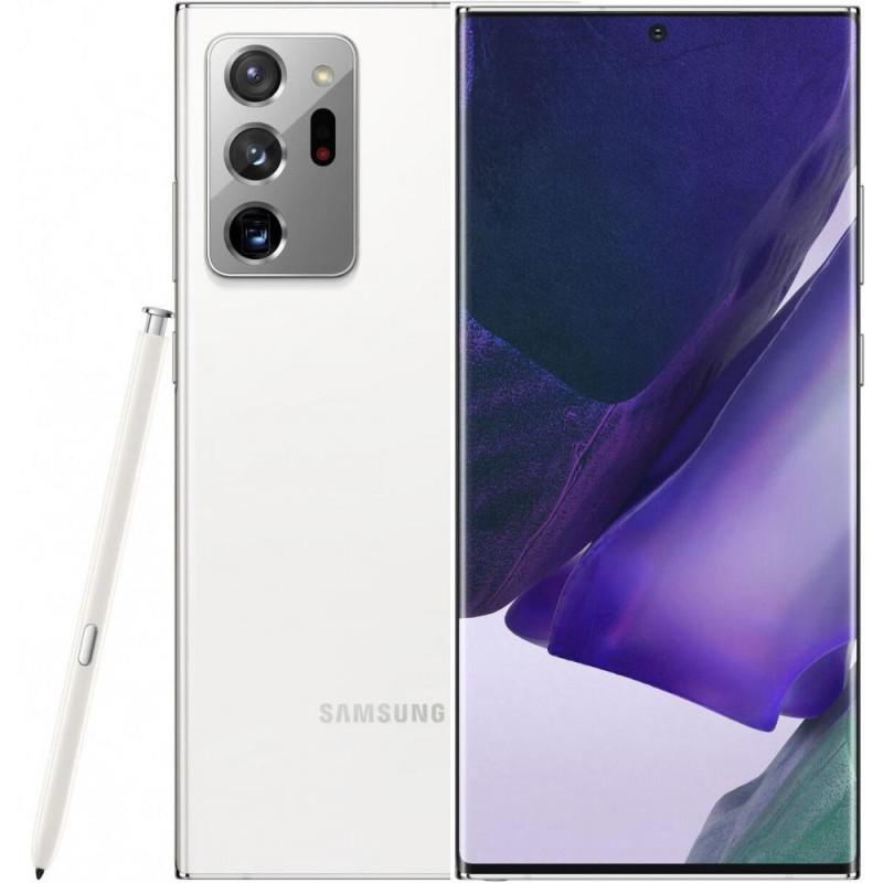Смартфон Samsung Galaxy Note20 Ultra 5G SM-N9860 12/256GB white