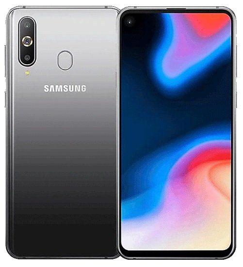 Смартфон Samsung Galaxy A8s 2018 6/128GB Gradation Black