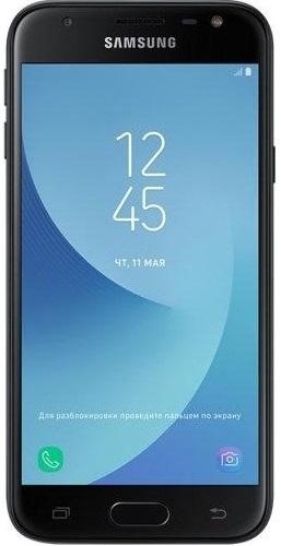 Samsung Galaxy J3 2017 Duos black (SM-J330FZKD) (UA)