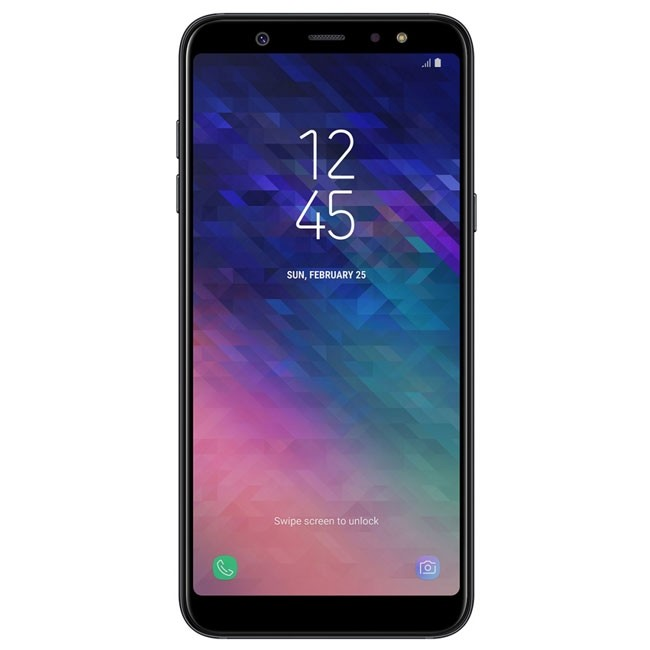 Samsung Galaxy A6+ 3/32GB black (SM-A605FZKN)