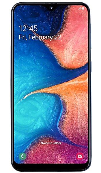 Смартфон Samsung Galaxy A20e SM-A202F 3/32GB white SM-A202FZWD (Global)
