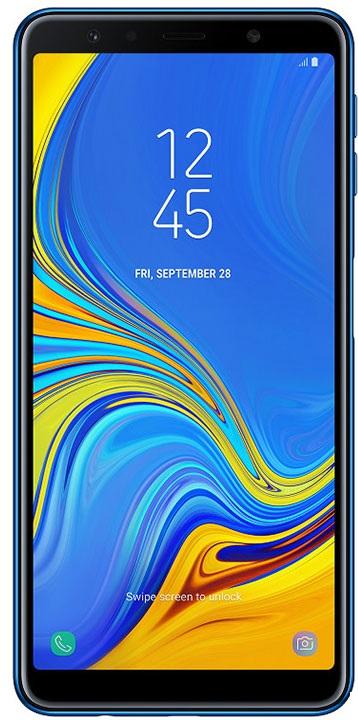 Samsung Galaxy A7 2018 4/64GB blue (SM-A750FZBU)