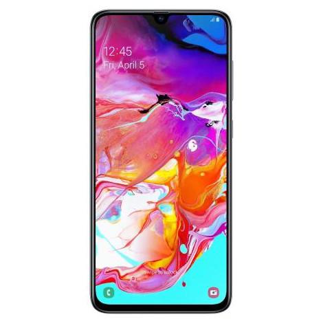 Смартфон Samsung Galaxy A70 2019 SM-A705F 6/128GB black (SM-A705FZKU) (EU)
