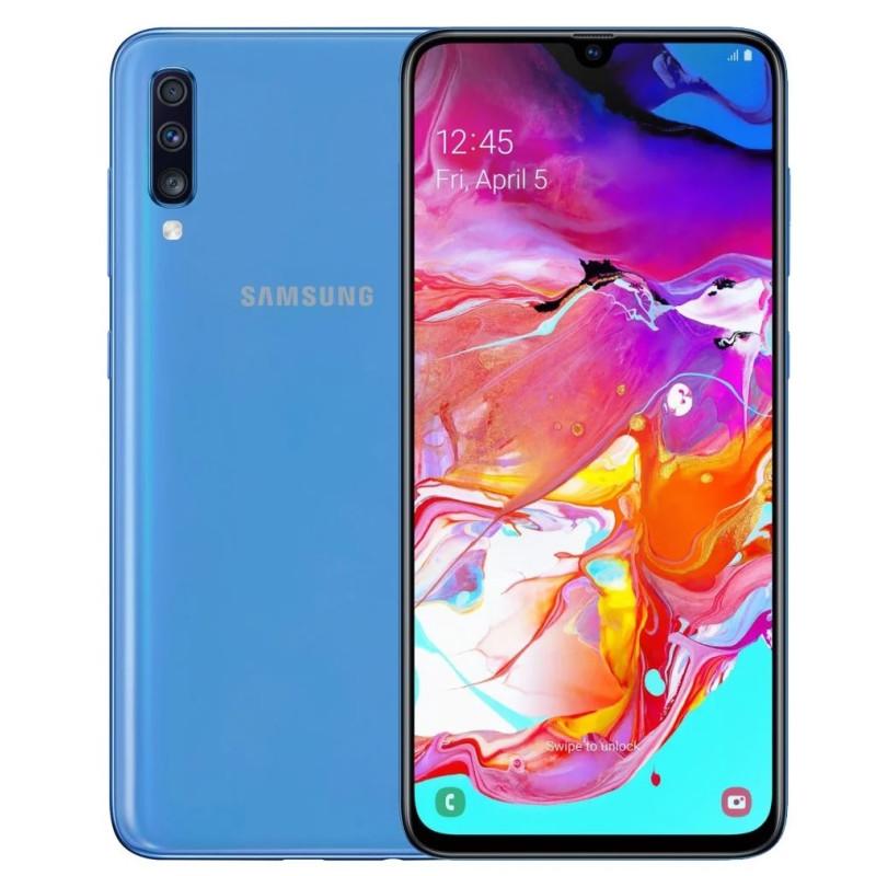 Смартфон Samsung Galaxy A70 2019 SM-A705F 6/128GB blue (SM-A705FZBU) (EU)