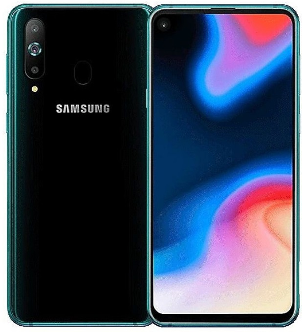 Смартфон Samsung Galaxy A8s 2018 6/128GB black