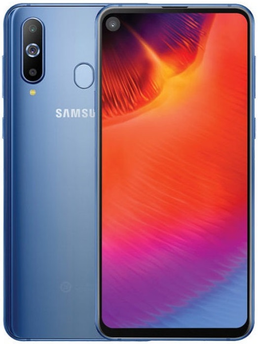 Смартфон Samsung Galaxy A8s 2018 6/128GB blue