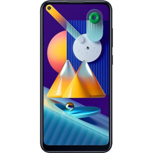 Смартфон Samsung Galaxy M115 M11 3/32 black (SM-M115FZKN)