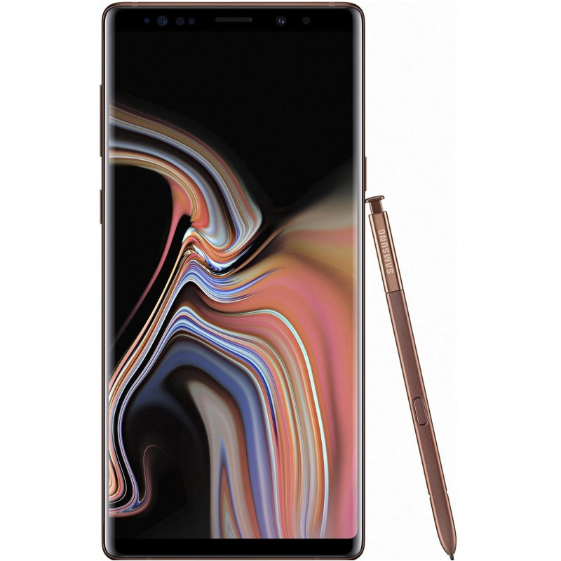 Смартфон Samsung Galaxy Note 9 8/512GB metallic copper
