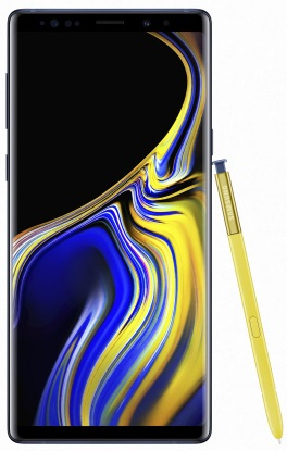 Samsung Galaxy Note 9 8/512GB ocean blue (SM-N960FZBH)