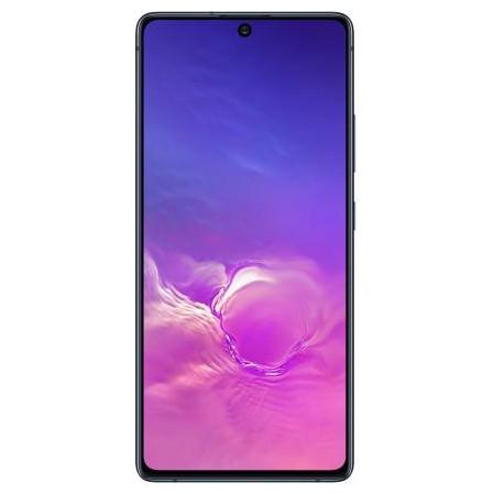 Смартфон Samsung Galaxy S10 Lite SM-G770 6/128GB black (SM-G770FZKG) (UA)