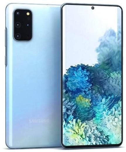 Смартфон Samsung Galaxy S20 5G SM-G9810 12/128GB cloud blue