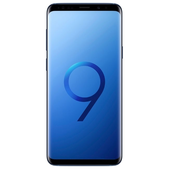Смартфон Samsung Galaxy S9+ SM-G965 DS 256GB blue (SM-G965UZBF)