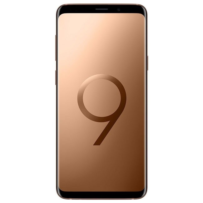 Samsung Galaxy S9+ SM-G965 DS 64GB gold (SM-G965FZDD)