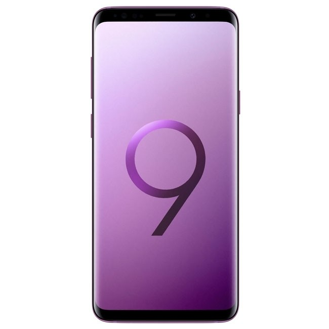 Смартфон Samsung Galaxy S9+ SM-G965 DS 256GB Purple (SM-G965UZPF)