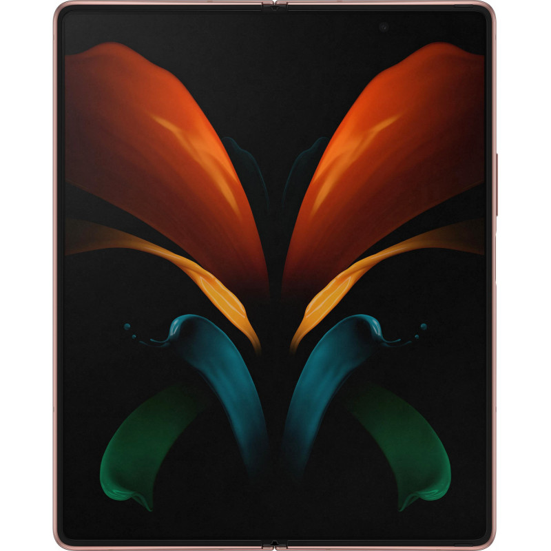 Смартфон Samsung Galaxy Z Fold2 12/256GB Mystic bronze (SM-F916BZNQ) (Global)