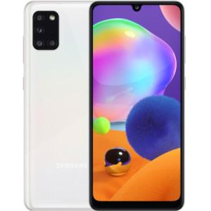 Смартфон Samsung Galaxy A31 4/128GB white (SM-A315FZWVSEK) UA