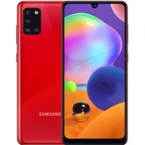 Смартфон Samsung Galaxy A31 4/64GB red (SM-A315FZRUSEK) (UA)