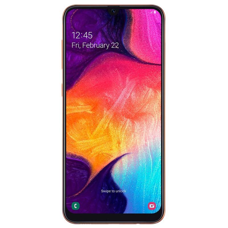 Смартфон Samsung Galaxy A50 2019 SM-A505F 4/128GB coral