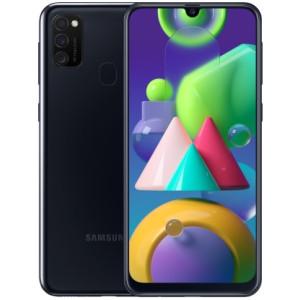 Смартфон Samsung Galaxy M21 4/64GB Black (SM-M215FZKU) UA