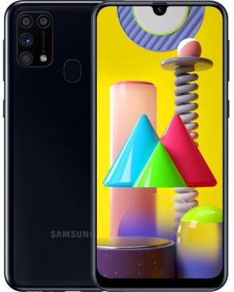 Смартфон Samsung Galaxy A31 4/64GB black (SM-A315FZKU) (UA)