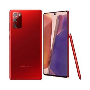 Смартфон Samsung Galaxy Note20 5G N9810 8/256GB Mystic red