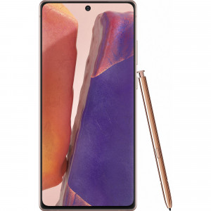 Смартфон Samsung Galaxy Note20 5G SM-N981B 8/256GB Mystic bronze