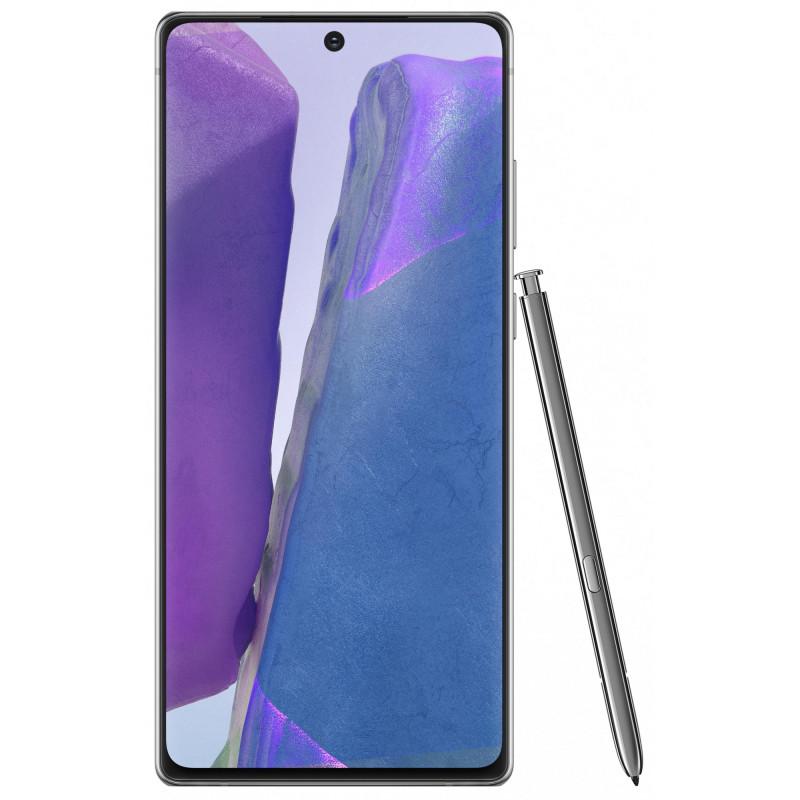 Смартфон Samsung Galaxy Note20 5G N9810 8/256GB Mystic gray