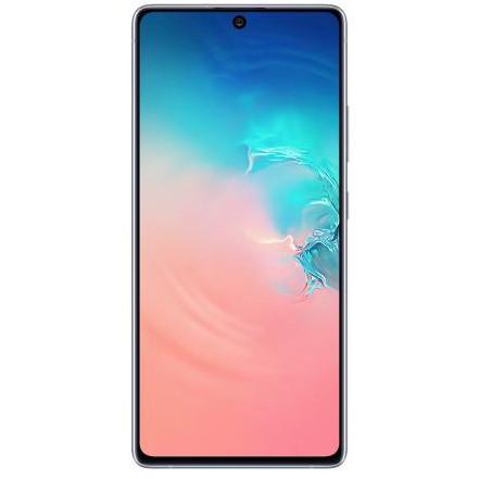 Смартфон Samsung Galaxy S10 Lite SM-G770 6/128GB white (SM-G770FZWG) (UA)