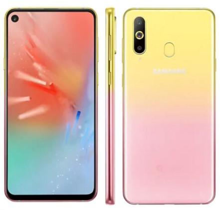 Смартфон Samsung Galaxy A8s 2018 6/128GB Unicorn Pink