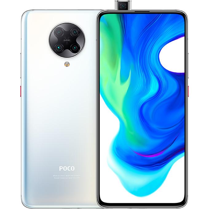 Смартфон Xiaomi Poco F2 Pro 6/128 Phantom white (Global version)