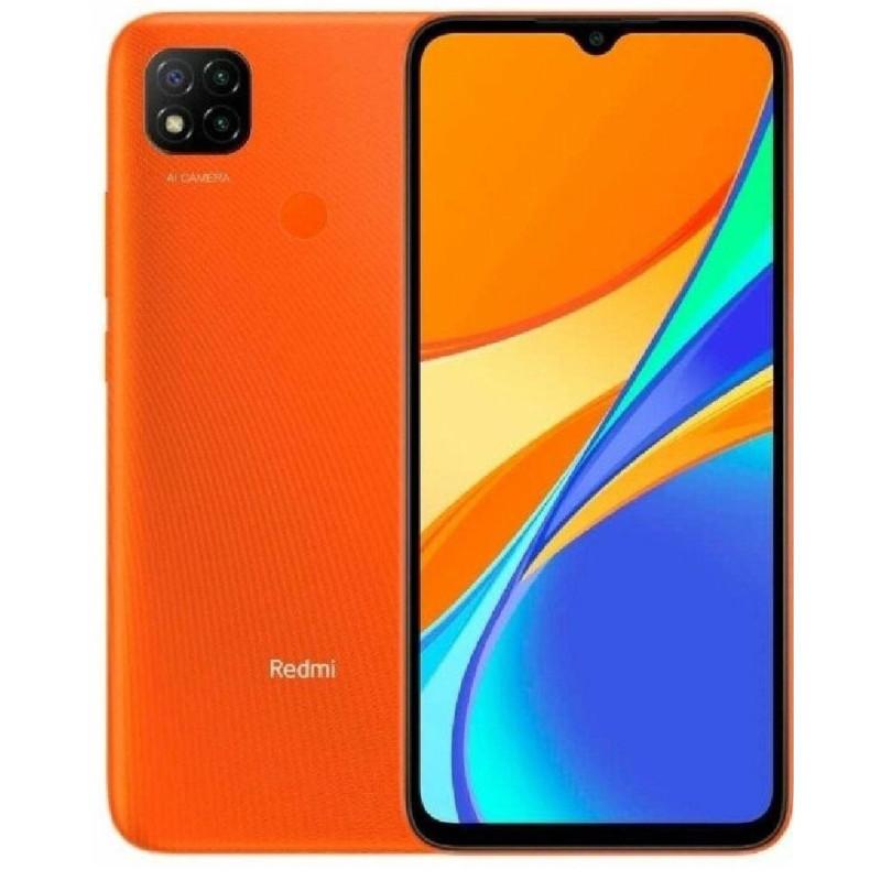 Смартфон Xiaomi Redmi 9C NFC 3/64GB Sunrise orange (UA)