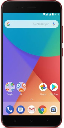 Смартфон Xiaomi Mi A1 4/32GB red (Global version)