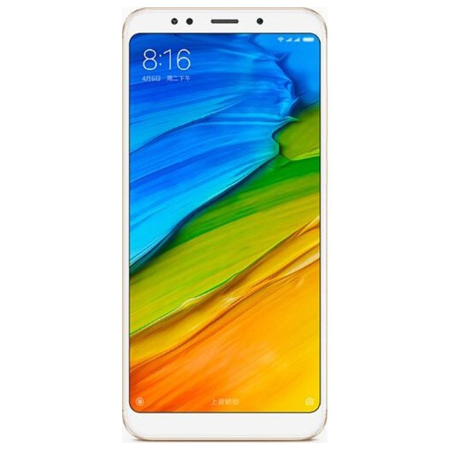 Смартфон Xiaomi Redmi 5 2/16GB gold (Global version)