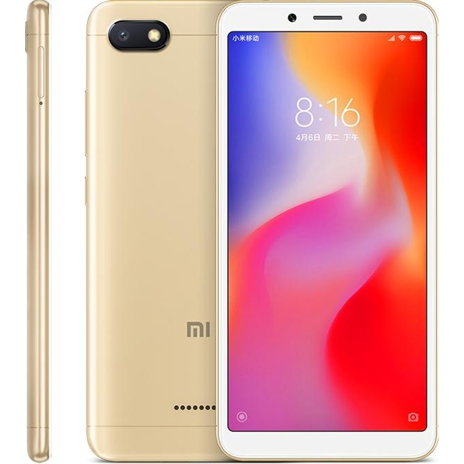 Xiaomi Redmi 6A 2/16GB gold (Global version)
