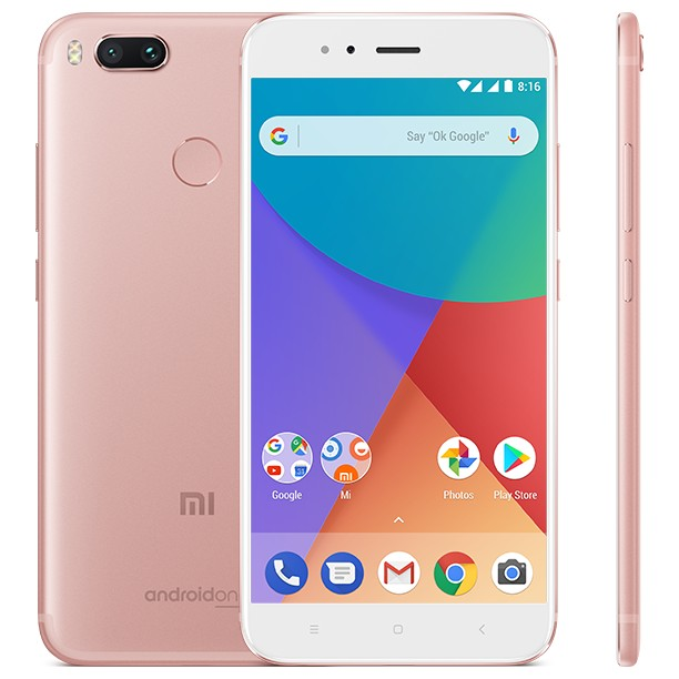 Xiaomi Mi A1 4/64GB rose gold (Global version)