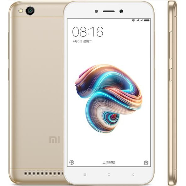 Xiaomi Redmi 5a 3/32GB gold