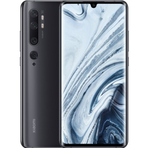 Смартфон Xiaomi Mi Note 10 6/128GB black (Global version)