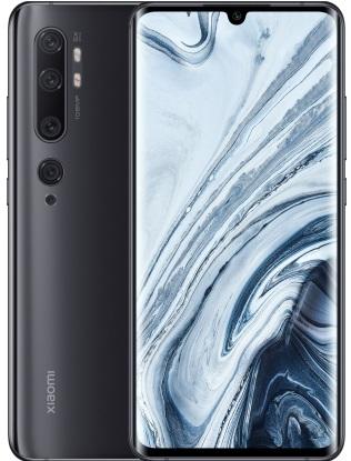 Смартфон Xiaomi Mi Note 10 6/128GB black (Global version)