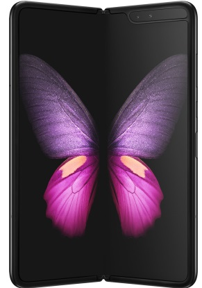 Смартфон Samsung Galaxy Fold 12/512GB Black (SM-F900FZKD)