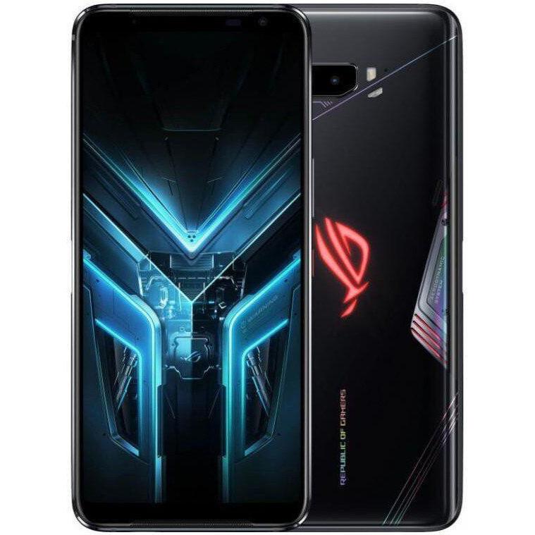 Смартфон ASUS ROG Phone 3 ZS661KS 12/512GB black + Fan