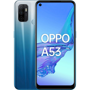 Смартфон OPPO A53s 4/128GB Electric blue (EU)