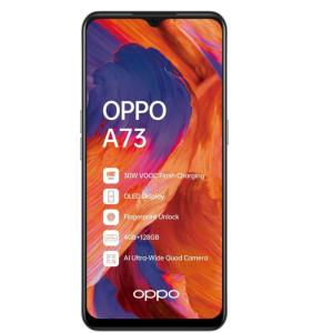 Смартфон OPPO A73 4/128GB Navy blue (EU)