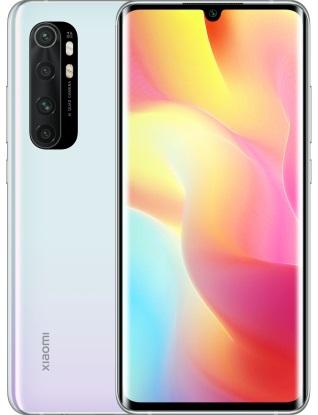 Смартфон Xiaomi Mi Note 10 Lite 6/64GB Glacier white (Global Version)