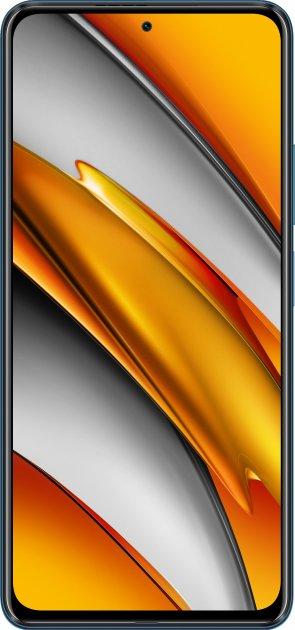 Смартфон Xiaomi Poco F3 6/128GB Arctic blue (EU)