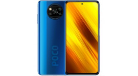 Смартфон Xiaomi Poco X3 6/128GB cobalt blue (Global)