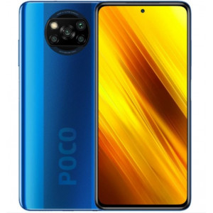 Смартфон Xiaomi Poco X3 NFC 6/64GB cobalt blue (Global)