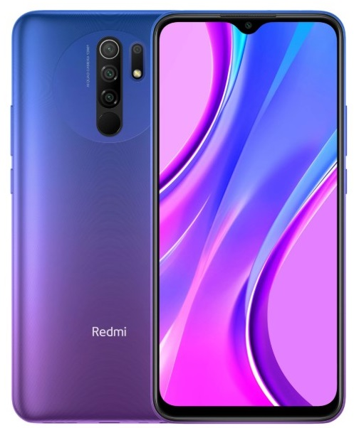 Смартфон Xiaomi Redmi 9 3/32GB NFC Sunset Purple (Global Version)