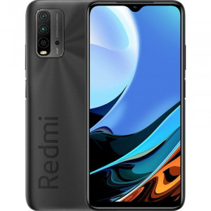 Смартфон Xiaomi Redmi 9T 4/128GB Carbon gray no NFC (EU)