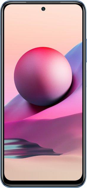 Смартфон Xiaomi Redmi Note 10S 6/128GB Ocean blue (EU)