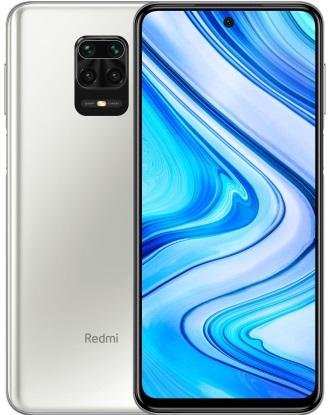 Смартфон Xiaomi Redmi Note 9 Pro 6/64GB white (Global Version)